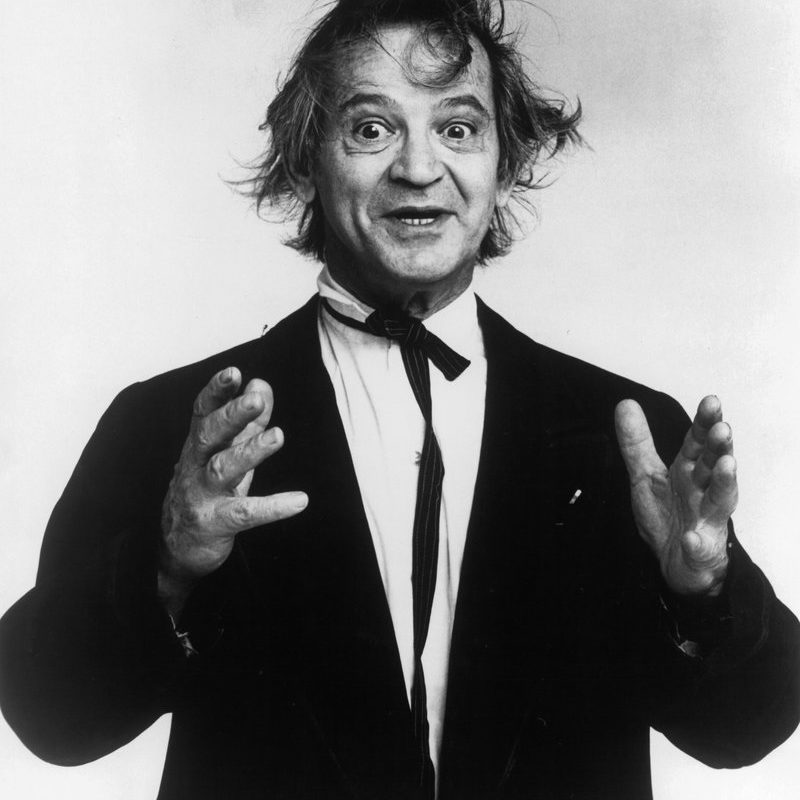 Profiles on Em Bounds, Irwin Corey and Alan Cohen