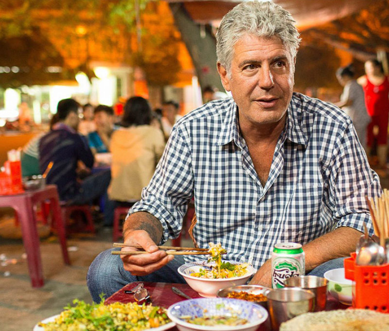 Saigon Food Crawl Inspired by Anthony Bourdain